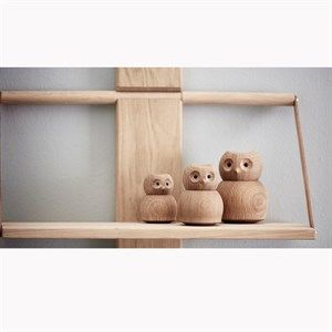 Image of   Andersen Furniture Owl - Large - Oak