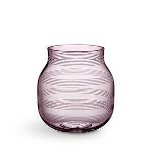 Kähler - Omaggio vase - Højde 17cm - Blommefarvede