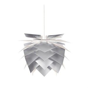 Image of   Dyberg Larsen - PineApple Pendel - Medium - Aluminium look