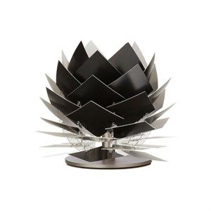 Image of   Dyberg Larsen - PineApple XS Lav - Bordlampe - Sort