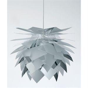 Image of   Dyberg-Larsen Pineapple pendel spejl/mirrow - Ø 35 cm