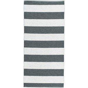 Horredsmattan tæppe - S-08 i grå 70x150