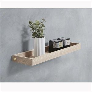 Image of   Andersen Furniture - Shelf 11 - Oak Lacquer - 44x12 cm