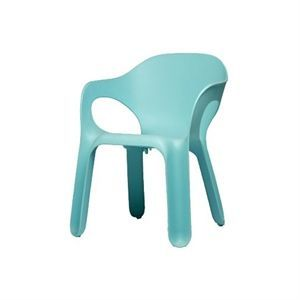 Magis easy chair sky blue for Magis easy chair