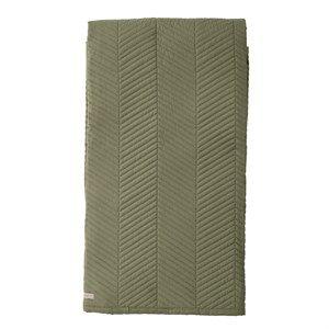 Billede af Bloomingville - Sengetæppe - Grøn - Polyester