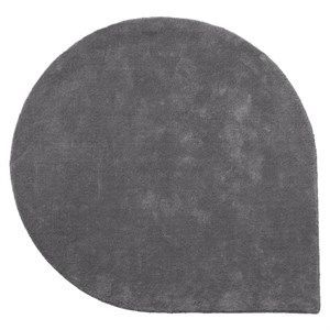 Image of   AYTM - Stilla tæppe Ø220 cm - Grey