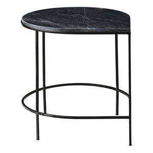 Image of   AYTM - Stilla bord med top i sort marmor