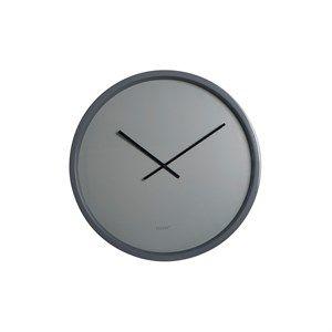 Image of   Zuiver - Ur - CLOCK TIME BANDIT - Grå/grå