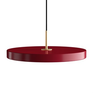 Image of   Umage - Asteria pendel - medium - ruby red (Ø43 cm)