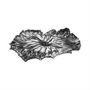 """Image of   Alessi fad """"A Lotus Leaf"""" i stål"""