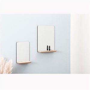 Image of   Andersen Furniture - A-Wall Mirror - Medium