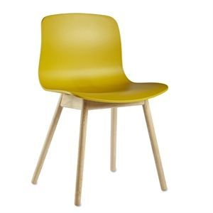 Image of   Hay - about a chair AAC12 (sæbebehandlet eg/mustard)