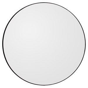 Image of   AYTM - Circum spejl Ø110 cm - sort