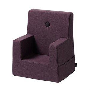 Image of   Børnestol fra by KlipKlap - Plum / blomme farvet /Lilla