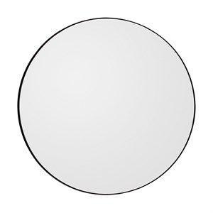 Image of   AYTM - Circum spejl Ø90 cm - sort