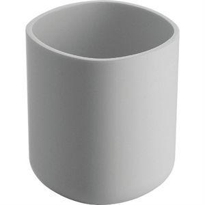 Image of   Alessi - Birillo - tandbørstekrus - hvid