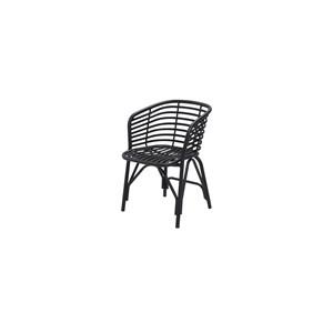 Image of   Cane-line - Blend stol (udendørs) - Aluminium, Lava grey