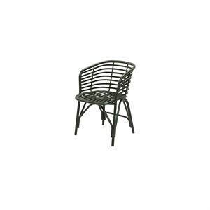 Image of   Cane-line - Blend stol (udendørs) - Aluminium, Dark green