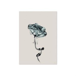 Image of   ChiCura - Blue Rose - 50x70 cm