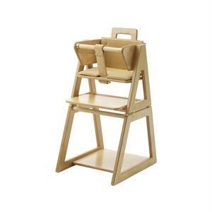 Image of   Barnestol med beige hynde fra HINDEVADGÅRD