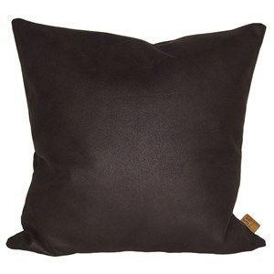 Billede af Skriver Collection pude - Boxter pude i dark brown 45x45