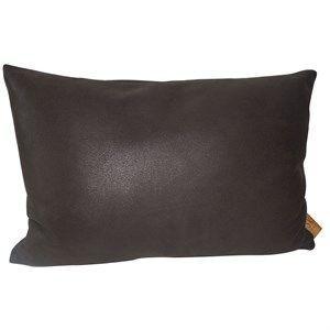 Billede af Skriver Collection pude - Boxter pude i dark brown 40x60