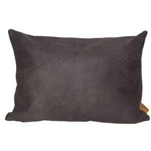 Billede af Skriver Collection pude - Boxter pude i dark brown/grey 40x60