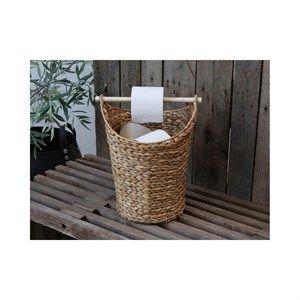Image of   Chic Antique - Kurv m. toiletpapirholder