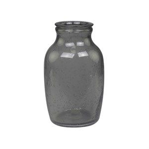 Image of   Chic Antique - Vase i genbrugsglas - 21x11 cm.