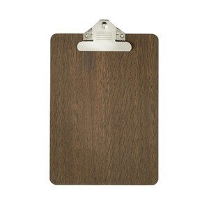 Image of   Ferm Living - Clipboard A4 - røget eg