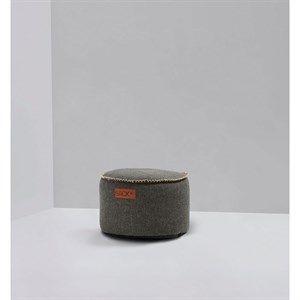 Image of   SACKit puf - RETORit cobana drum - grå