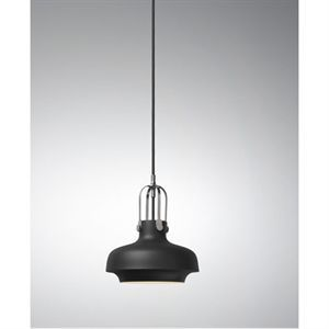 &tradition - Copenhagen pendant sc6 - matt black