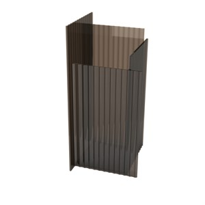 Image of   AYTM - FLOS Vase - Taupe - Large