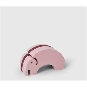 Image of   bObles - Elefant - Medium - Rosa