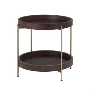 Image of   Cozy Living - Saga Side Table - Mango Wood