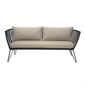 Image of   Bloomingville - Mundo sofa - Sort