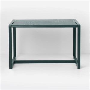 Image of   Ferm Living - Børnebord - Dark green