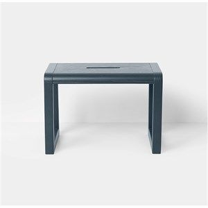 Image of   Ferm Living - Skammel - Dark blue