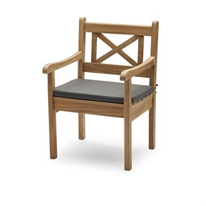 Image of   Skagerak - Hynde til Skagen Chair - Charcoal