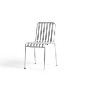 Image of   HAY havemøbel - Palissade stol - Galvaniseret stål