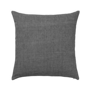 Image of   Cozy Living - Luxury Light Linen Cushion - CHARCOAL