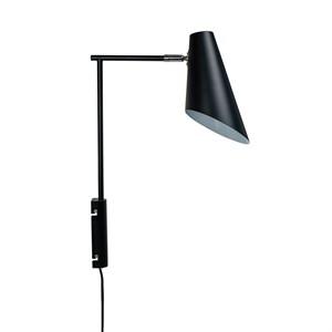 Image of   Dyberg Larsen - Cale væglampe - Sort