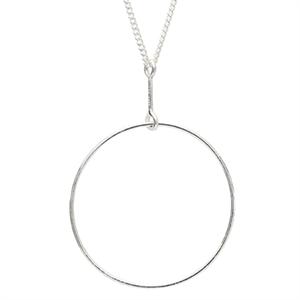 Image of   Louise Kragh - halskæde - Hangaround - sølv