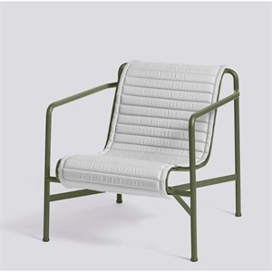 Image of   HAY - Palissade hynde til Lounge Chair Low - sky grey
