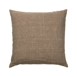 Image of   Cozy Living - Luxury Light Linen Cushion - MUSTARD