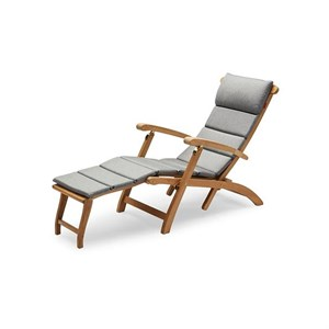 Image of   Skagerak - Hynde til Barriere Deck Chair - Ash