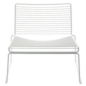Image of   Hay - Hee Lounge stol - hvid