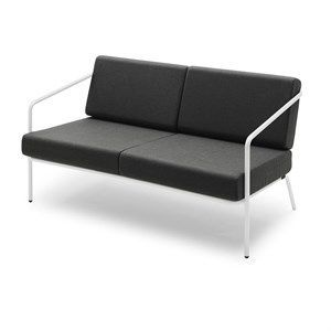 Image of   Skagerak sofa - Mojo sofa i sort
