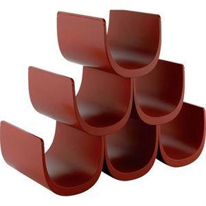 Alessi - vinreol - dark red