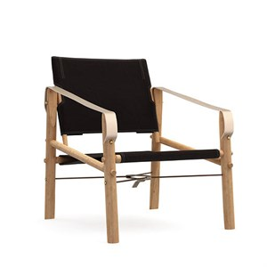 Image of   We Do Wood - Nomad Chair - Sort